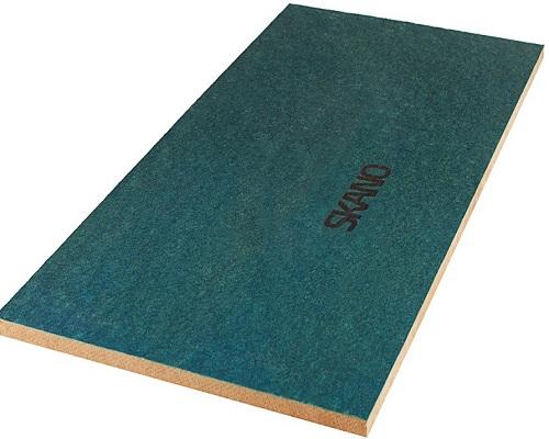 Ветрозащитная плита Isoplaat 1350*1200*18 мм